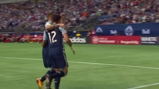 Vancouver Whitecaps vs. Houston Dynamo | 2017 MLS Highlights