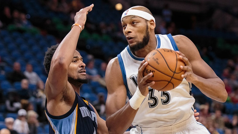 Orlando Magic sign forward Adreian Payne to two-way contract