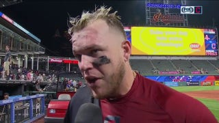 Roberto Perez on Tribe's walk-off win: 'We're playing great baseball'