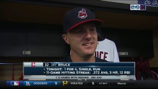 Jay Bruce loved first experience at Progressive Field, feels Indians can always win