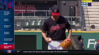Andre provides update on Josh Tomlin & Michael Brantley's status