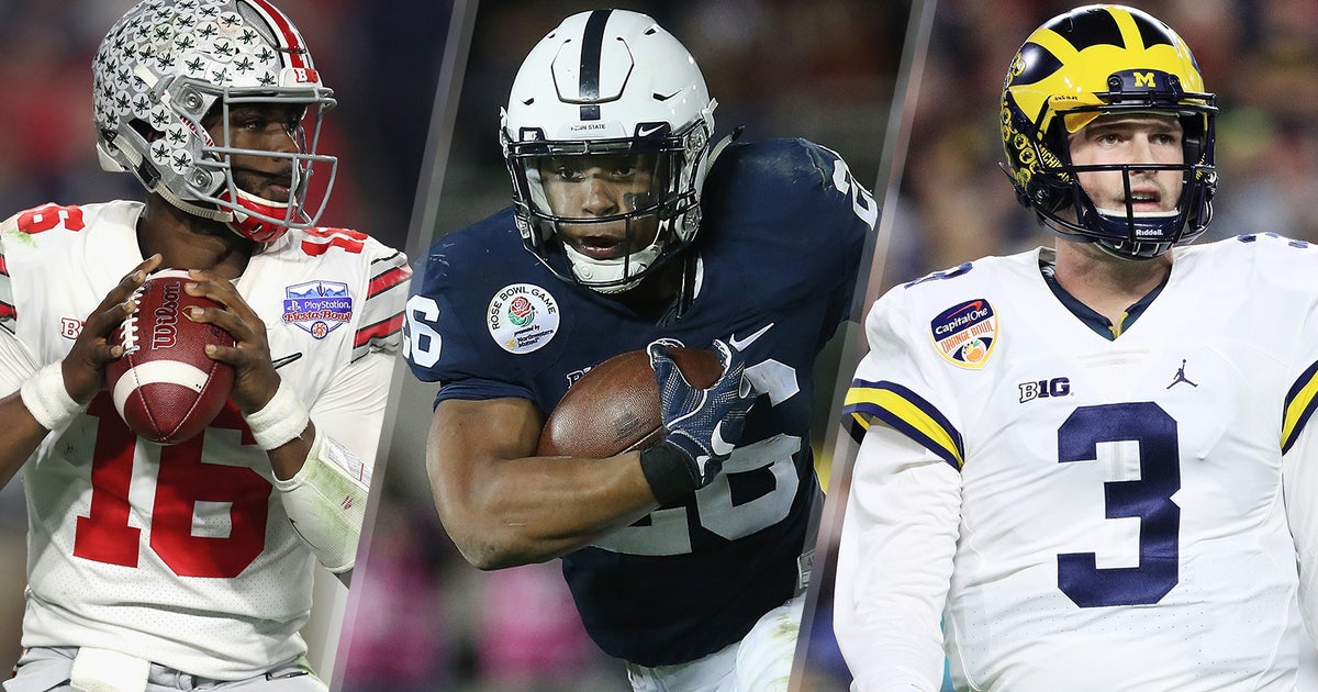 Get hyped for the college football season with a look at each Big Ten team   FOX Sports