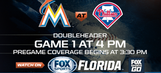 Preview: Marlins open series vs. Phillies with doubleheader