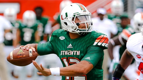 Malik Rosier named starting quarterback