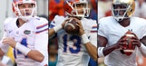 Three's company: Florida planning to use all QBs this season