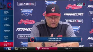 Tito on decision to place Jason Kipnis on DL: 'Let's give him a chance to be healthy'