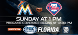 Preview: Marlins look to salvage series split with visiting Phillies