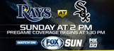 Preview: Rays try to cap off road trip with series win over White Sox