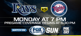 Preview: Rays return home, aim to put dent in Twins' lead for 2nd wild card spot