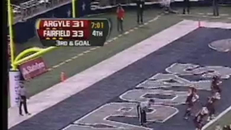 2013 Argyle vs. Fairfield | Texas Football Days classic