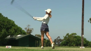 Meet 16-year-old golf prodigy Brooke Seay from San Diego