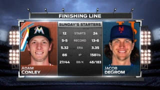 Adam Conley tries to help Marlins rebound against Mets