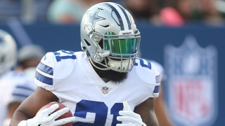 Whitlock sees the Cowboys finishing below .500 following Ezekiel Elliott's 6-game suspension