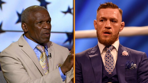 VIDEO: Floyd Sr. busts out a little rap to predict how Floyd will handle Conor
