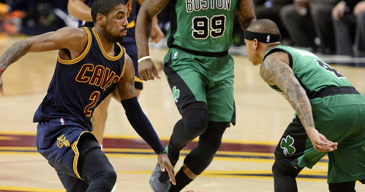 Colin breaks down which team got the better end of the Kyrie Irving/Isaiah Thomas trade   FOX Sports