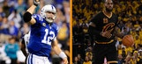Is Andrew Luck as valuable as LeBron James? Colin thinks so
