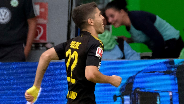 Christian Pulisic nominated for Europe's 'Golden Boy Award'