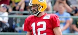 Shannon: 'It's a huge, huge deal' Aaron Rodgers said Colin Kaepernick should be playing