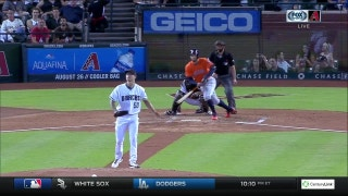 Highlights Astros punish Banda for lack of command