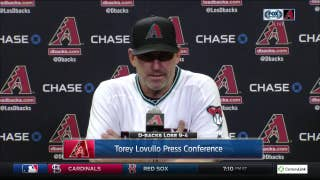 Torey Lovullo: Anthony never found a rhythm