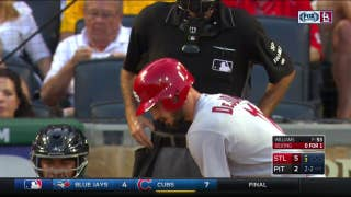 WATCH: DeJong hits 19th home run in Cardinals' win over Pirates
