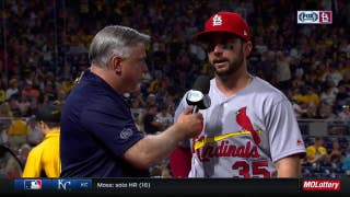 Greg Garcia on Cardinals' close win: 'We'll take 'em any way we can get 'em'