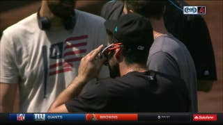 D-backs get a glimpse at Great American Eclipse