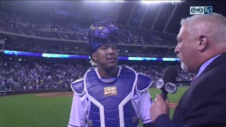 Salvy to Royals fans: 'Thank you for the support, guys'