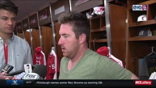 Gyorko: 'We've just got to start playing better'