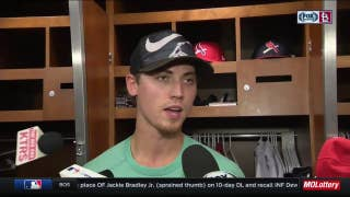 Weaver after Cardinals win: 'I felt like everything was rolling well'