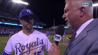 Merrifield on Royals walk-off win: 'What a big comeback win that was'