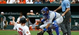 Bundy pitches 8 strong innings as Orioles beat Royals 7-2 (Aug 01, 2017)