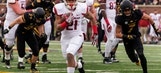Arkansas RB Whaley expects to shine in No. 1 role