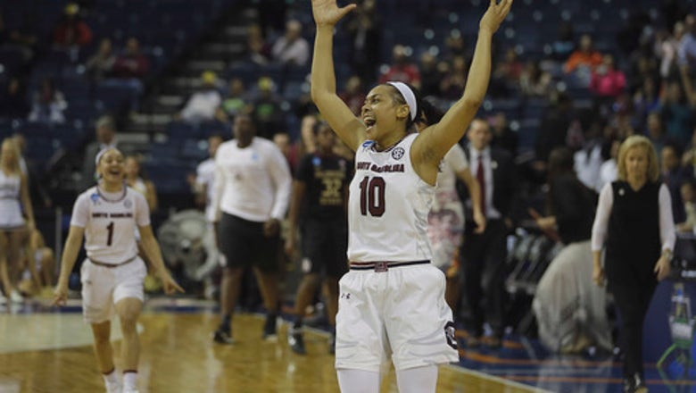 South Carolina tops in women's basketball attendance