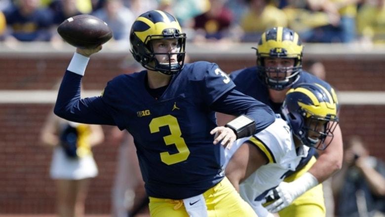 Harbaugh hopes Michigan motivated from last season's slide
