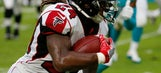 Falcons' Devonta Freeman ruled out with concussion symptoms