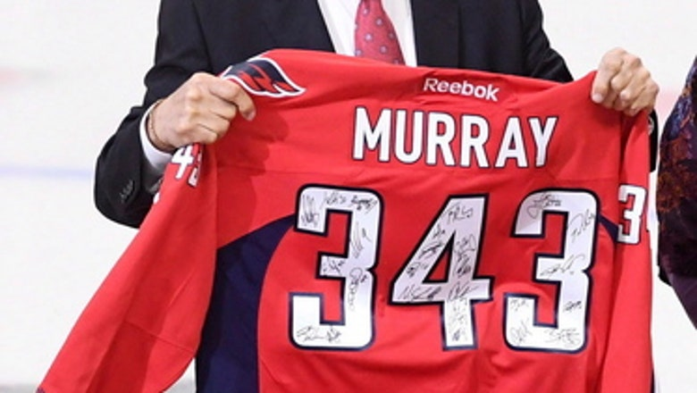 Longtime NHL coach, GM Bryan Murray dies at 74 of cancer