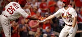 Grichuk, DeJong homer to lead Cardinals past Braves (Aug 12, 2017)
