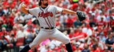 Dickey helps Braves win 6-3, stops Cards' 8-game win streak