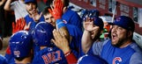 Arrieta tops D-backs 7-2; Cubs reopen 1-game NL Central lead