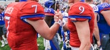 Best friends, roommates vie for starting QB job at Kansas