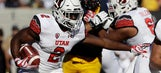 Utah's Zack Moss named No. 1 RB after injury to Armand Shyne