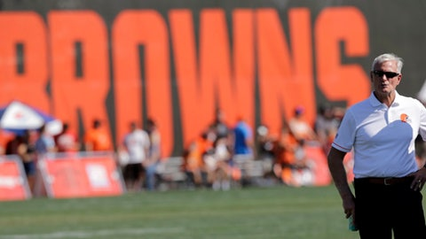 Roger Goodell pays a visit to the Browns: Berea report