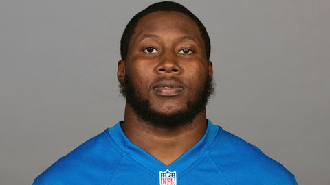 FILE - In this June 13, 2016 file photo, Khaseem Greene of the Detroit Lions NFL football team poses for a photo. An attorney for the former NFL linebacker said a gun charge against his client has been dropped because the man who said he gave him a weapon admitted he lied. NJ.com reported this week the charges against Greene were dismissed by a judge on July 17, 2017, after a request from prosecutors. (AP Photo/File)
