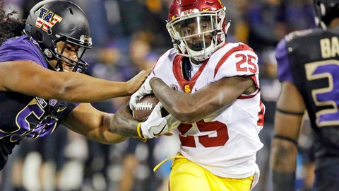 RONALD JONES II, RB, USC