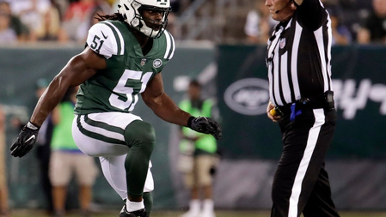 LB Julian Stanford standing out, hoping to stick with Jets