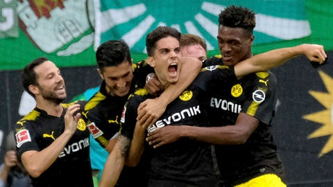 Match of Matchday 1: Christian Pulisic