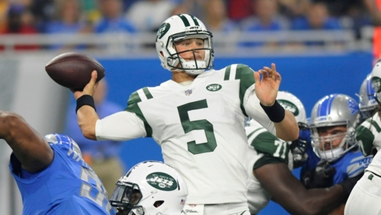 Bowles will announce Jets' starting QB next Monday