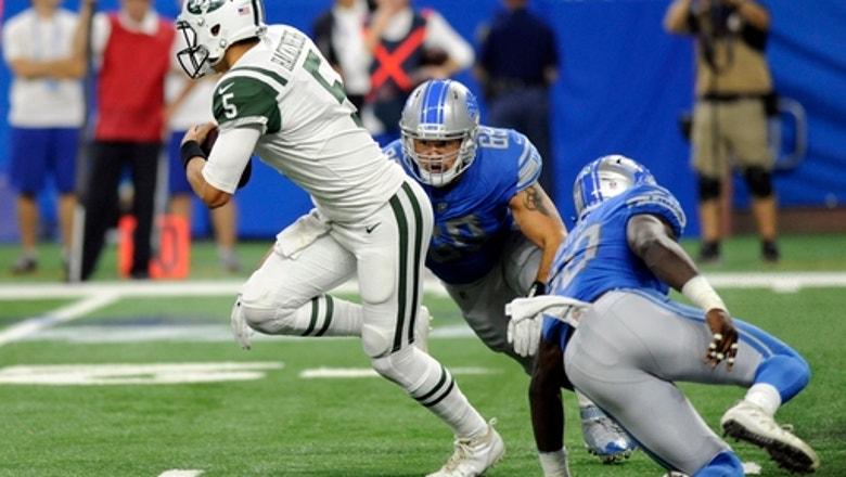 Lions handle Hackenberg, beat Jets 16-6
