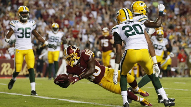 Rodgers looks good, Cousins doesn't; Packers top Skins 21-17